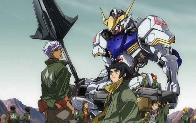 Iron Blooded Orphans