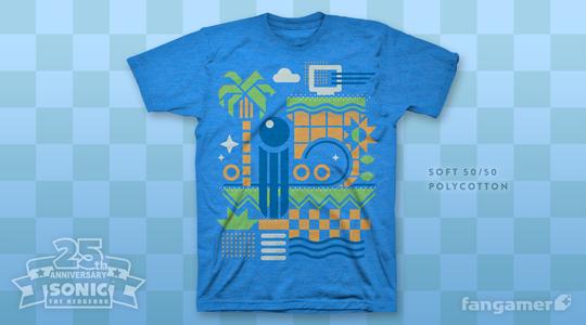 Camisa Sonic