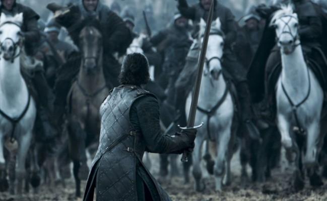 Game of Thrones batalha dos Bastardos