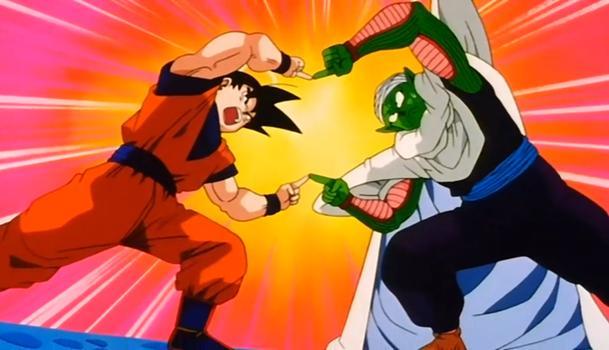 Goku Picollo Metamoru Fuswe