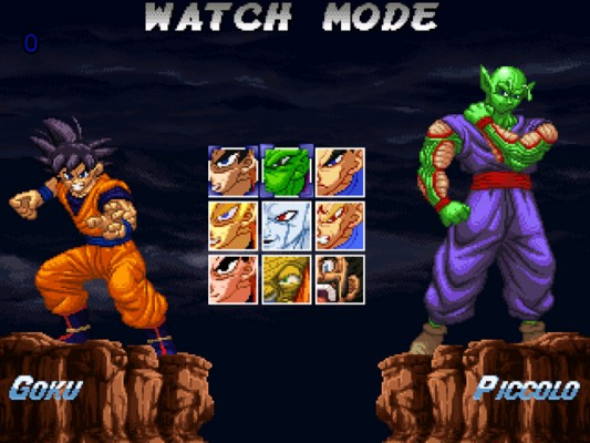 Goku and Piccolo HYPER DBZ