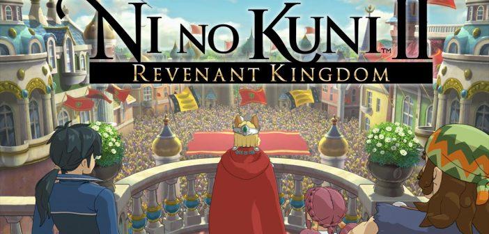 [Análise]- Ni no Kuni II: Revenant Kingdom