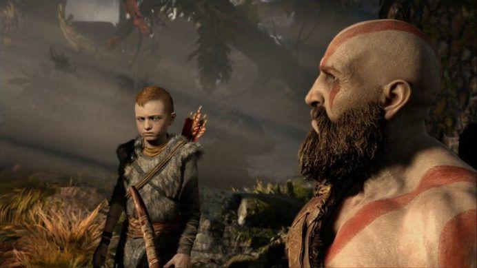 Kratos gOW 4