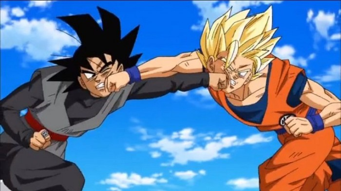 Analise Db Super Episodio 50 Son Goku Vs Goku Black Recanto