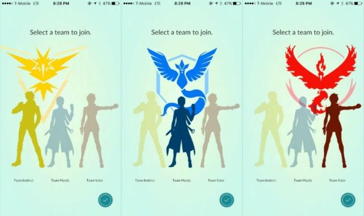Times Pokémon GO