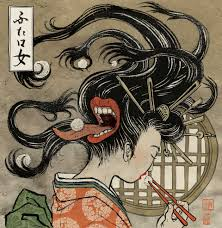 Futakuchi onna