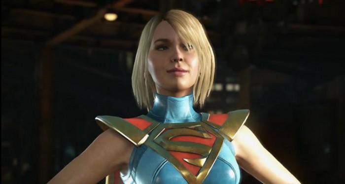 Supergirl-Injustice-Redesign