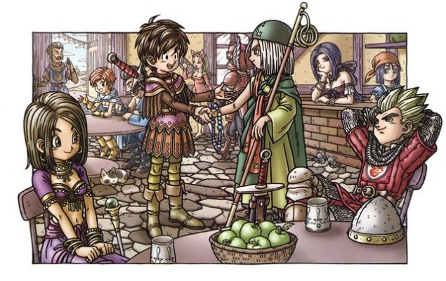 DragonQuest 3