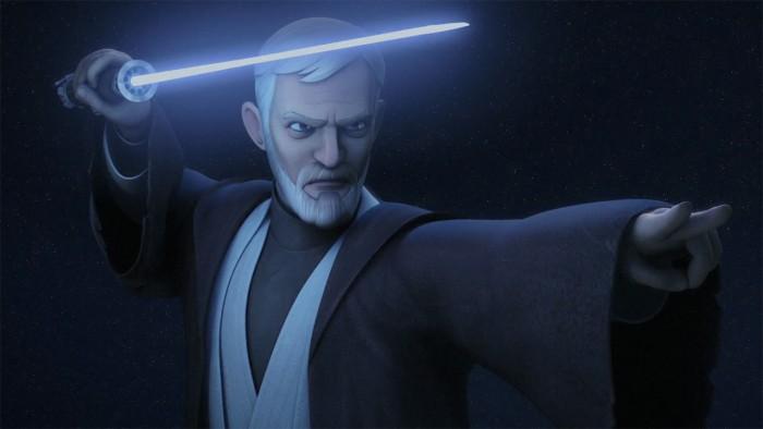 Obi Wan Kenoobi SWR