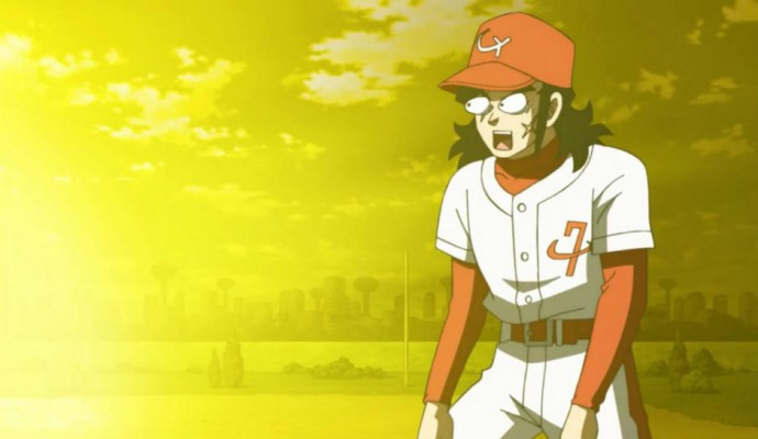 Yamcha Baseball