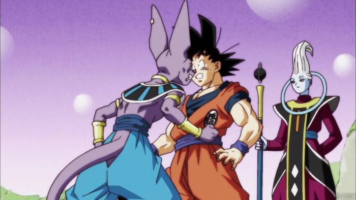 Bills e Goku