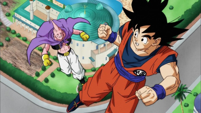 Analise Dragon Ball Super Episodio 85 Goku Vs Majin Boo