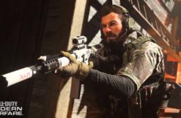 Call of Duty:Modern Warfare.