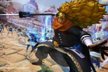 One Piece Vinsmoke Judge