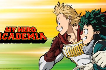 My Hero Academia na Crunchyroll