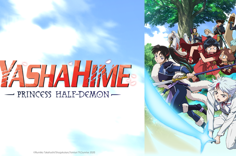 Yashahime -Princess Half Demon