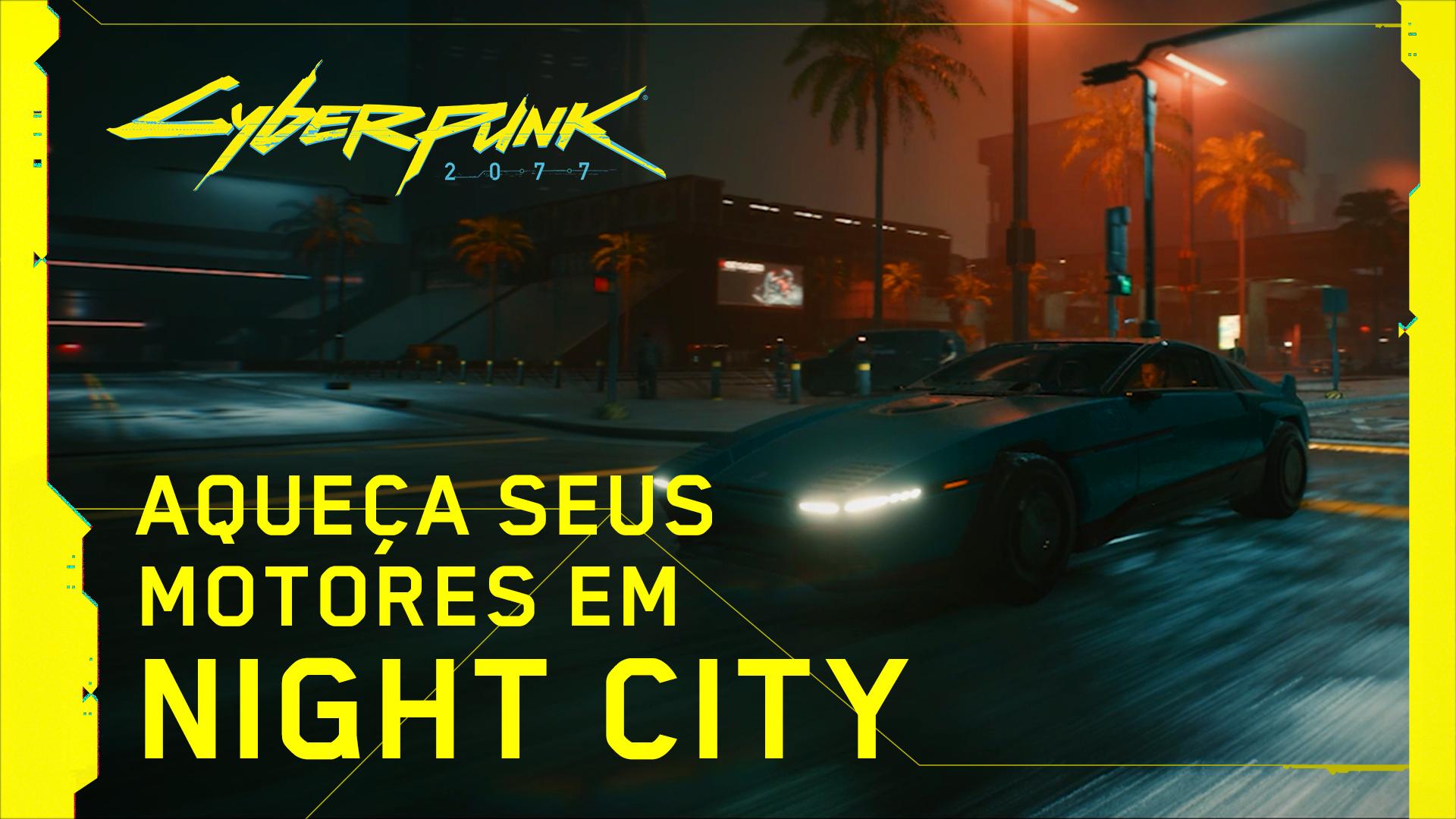 Cyberpunk2077 - Night City Wire