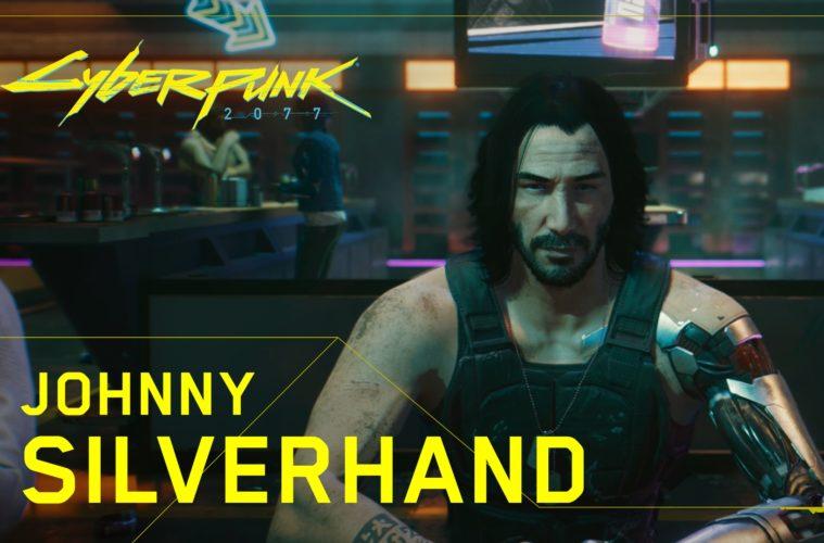 Johnny-Silverhand Cyberpunk 2077