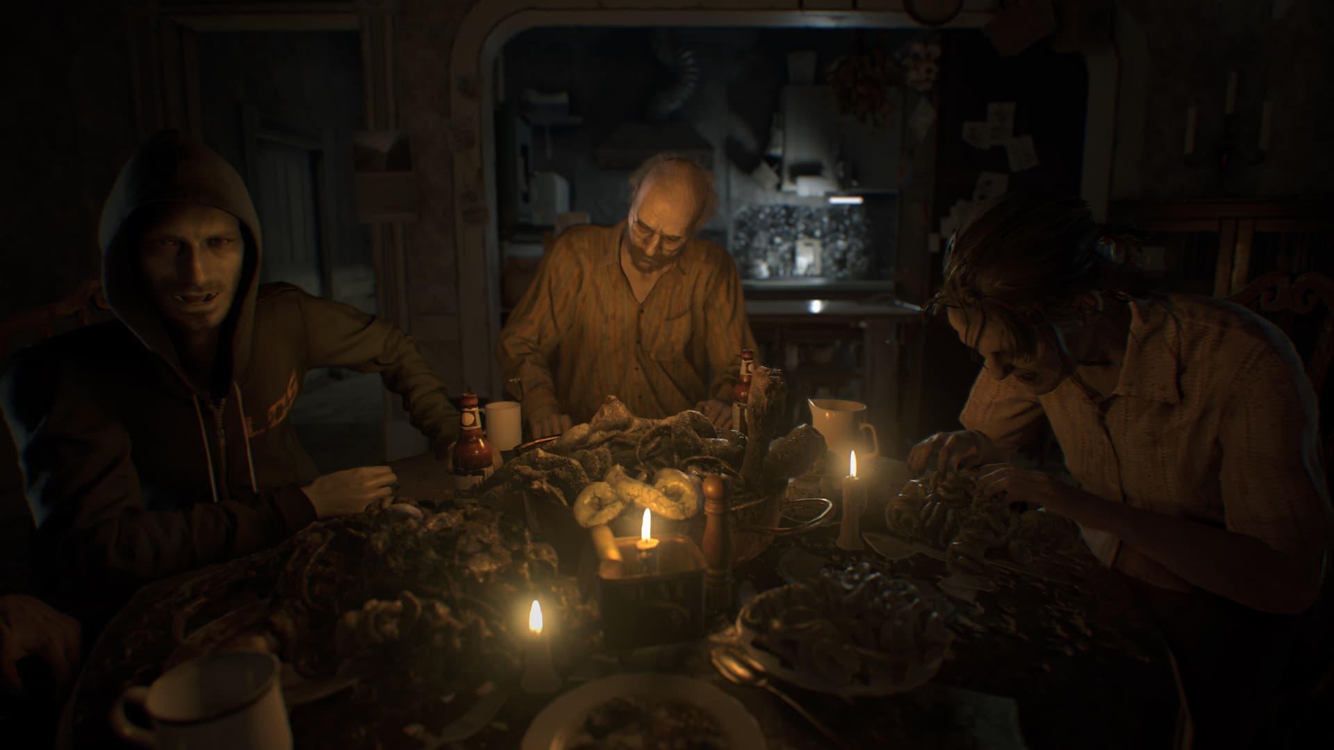 Família Baker de Resident Evil