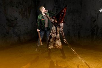 Pyramid Head de Silent Hill 2