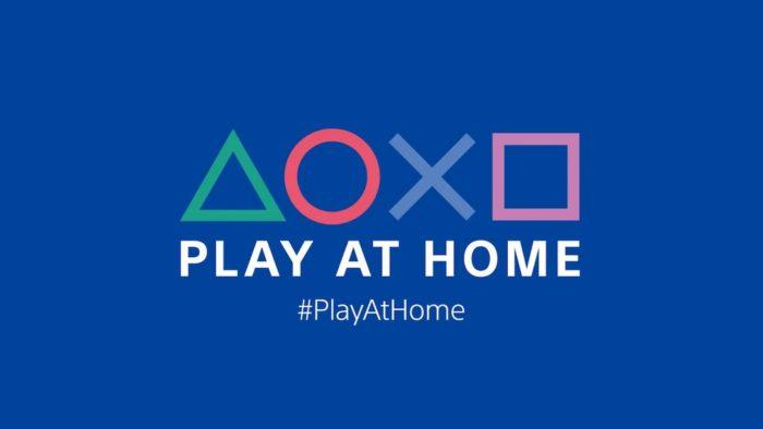 PlayStation: Iniciativa Play At Home