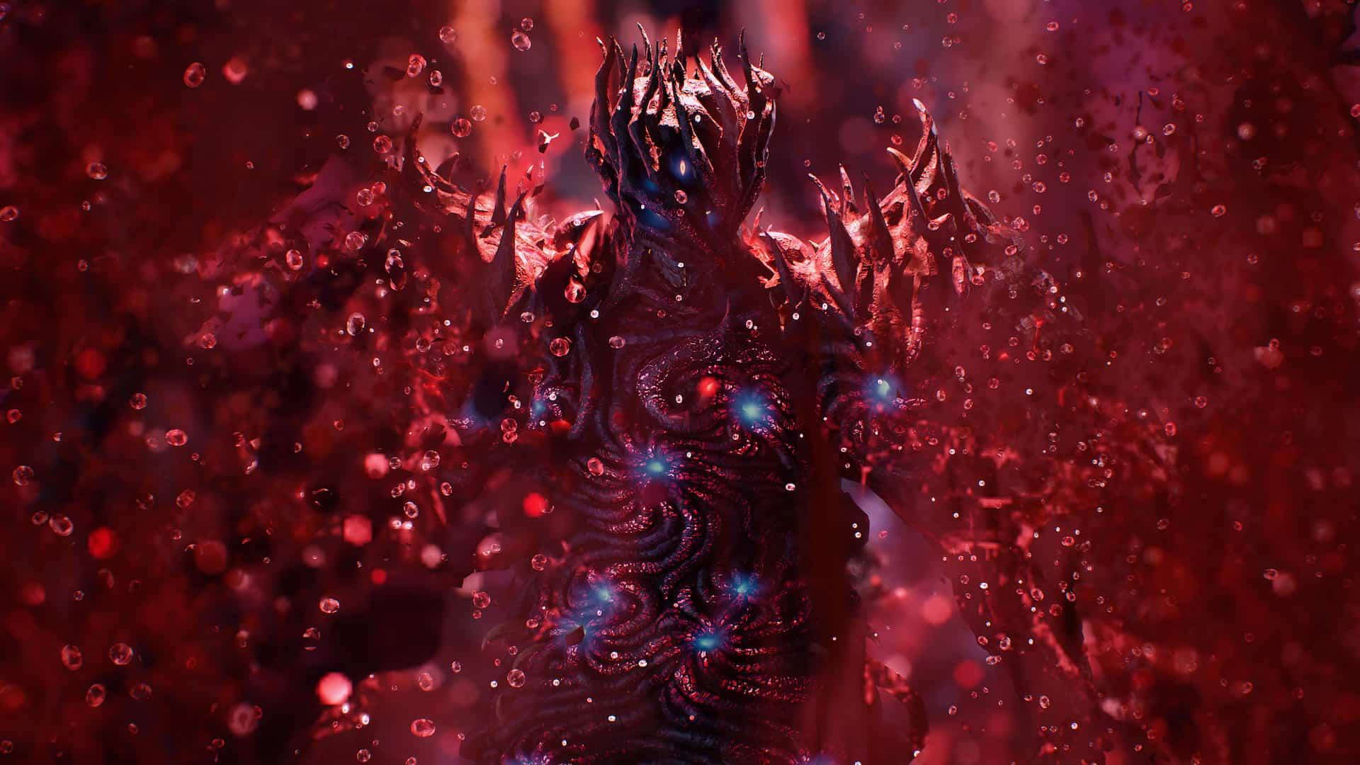 Urizen, o Rei Demônio. Fonte: Capcom / Divulgação