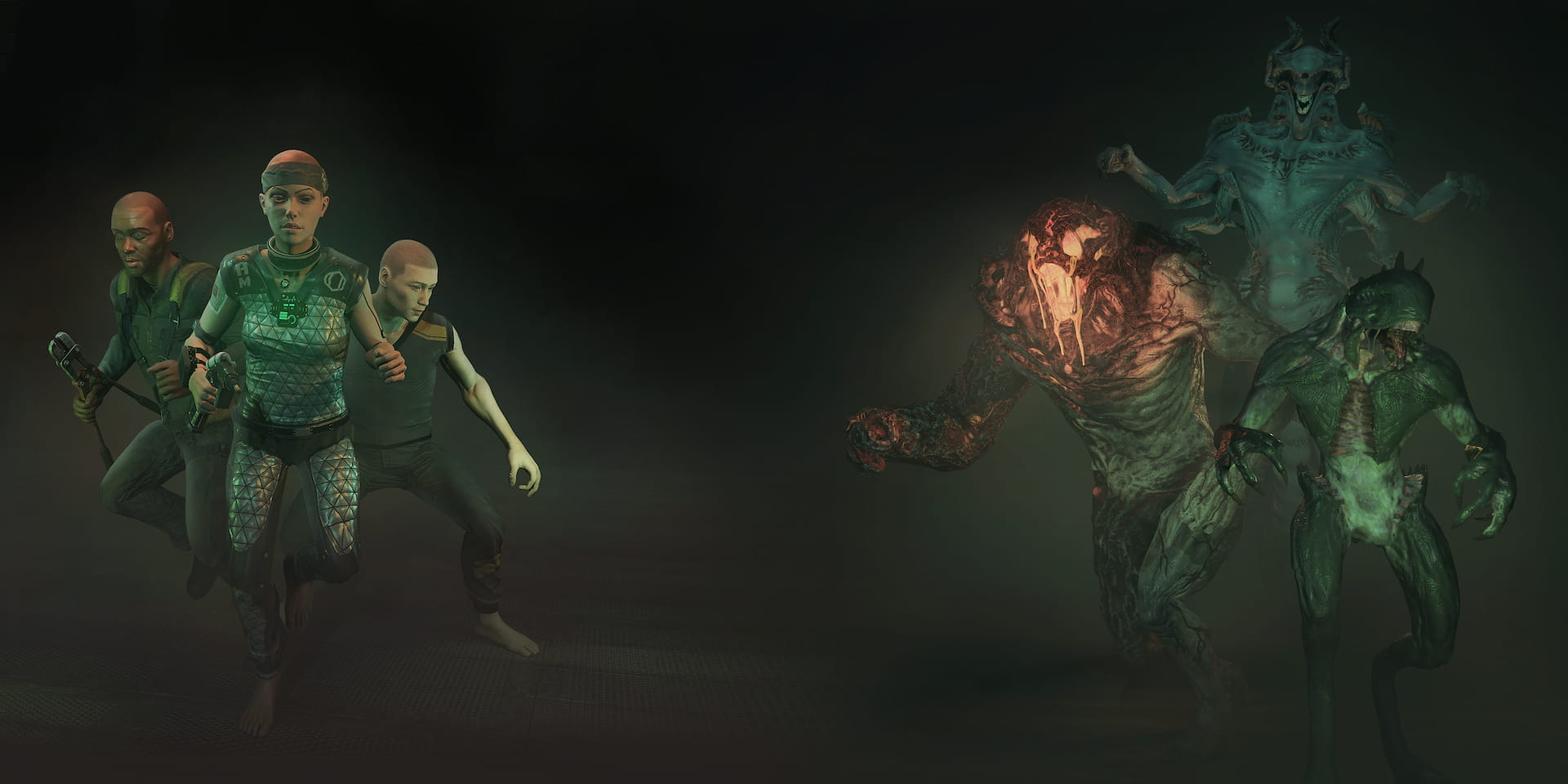 Prisioneiros e Monstros de Monstrum II