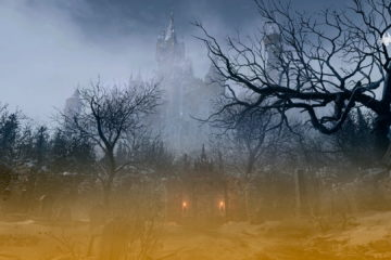 Resident Evil Village: Castelo Dimitrescu