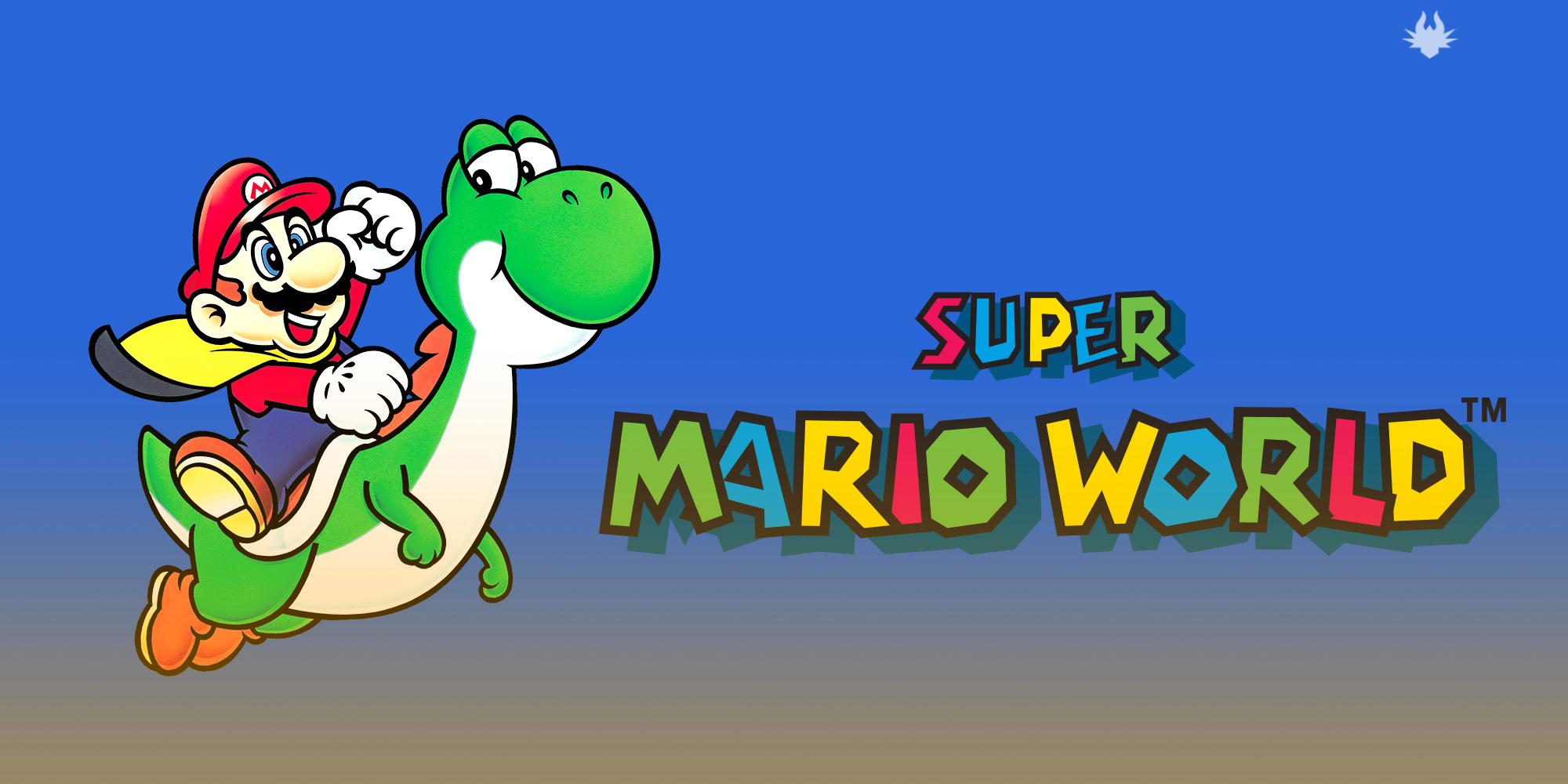Super Mario World trilha sonora