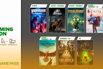 Xbox Game Pass de Fevereiro