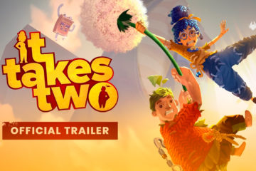 It Takes Two - Trailer de Gameplay