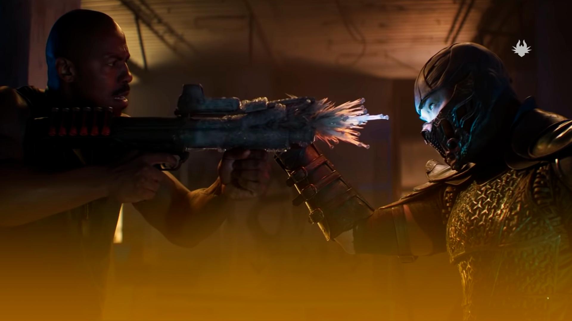 Filme de Mortal Kombat mostra Sub-Zero em ação