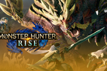 monster hunter rise header