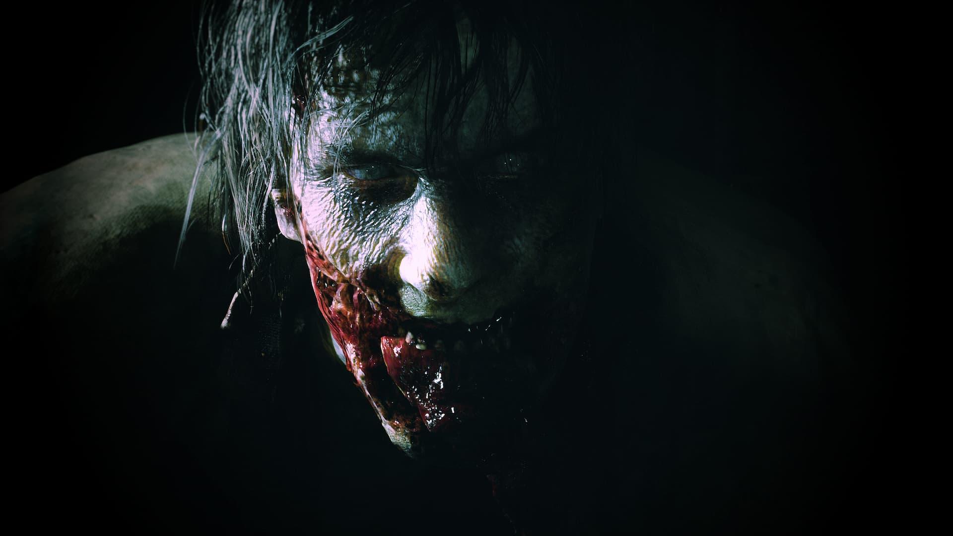 Zumbi em Resident Evil 2 Remake