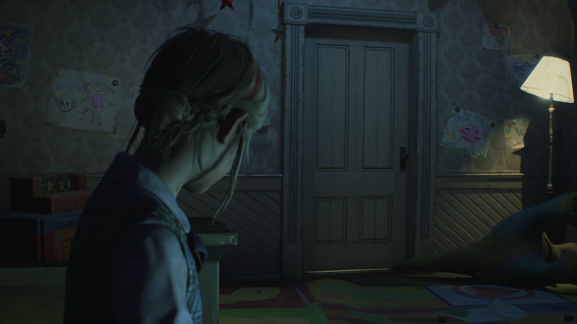 Sherry Birkin em Resident Evil 2 Remake