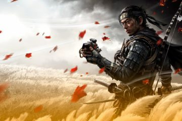 Ghost of Tsushima ganhará filme